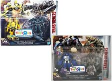 Transformers The Last Knight OPTIMUS PRIME & GRIMLOCK Plus BUMBLEBEE & MEGATRON