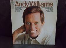 Andy Williams Jazz Music Vinyl LP Compilation Harmony KH-30133 VG+