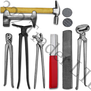 Professional Farriers Tools Horse Hoof Nipper Trimmer Cutter Trimming Tool Kits