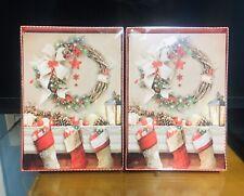 14 Christmas Cards and Envelopes, Navidad, Holidays, Greeting, Xmas. Lot of 2.