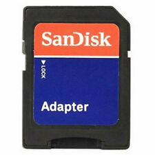 SanDisk microSD micro SD to SD SDHC SDXC Adapter fit 4GB 8GB 16GB 32GB 64GB