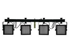 LICHTANLAGE EUROLITE LED KLS-401 Kompakt-Lichtset DMX SOUND TASCHE STROBE