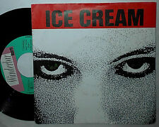 "ICE CREAM I SCREAM 7 "" SINGLE"