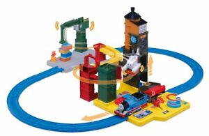 Plarail Character Action Thomas And Friends Challenge Sodo Island JAPAN NEW F/S.