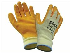 Scan - Knit Shell Latex Palm Gloves
