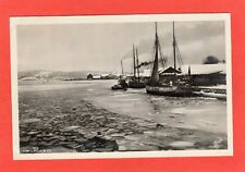 More details for unidentified fishing sailing ship boat norway norge rp pc unused eneret ref t331