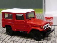1/87 Busch Toyota Land Cruiser J4 rot 43032