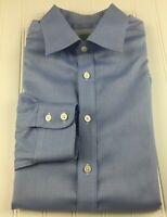 Charles Tyrwhitt - Classic Fit - Non Iron - Blue Shirt - Men's size 17 / 37 in.