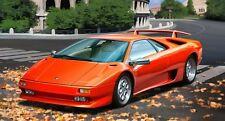 Revell 07066 Lamborghini Diablo VT Kit Escala 1/24 Nuevo Libre Tracked 48 Post