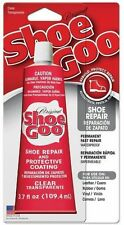 CLEAR ~  SHOE GOO  3.7 OZ for Repairing Worn Shoe,boots, hip boots, waders NEW