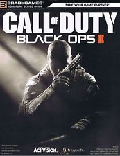 Call of Duty: Black Ops II Bradygames Game Guide - Xbox 360/PS3/PC
