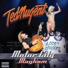 Nugent, ted-Motor City Mayhem 2cd neuf emballage d'origine