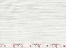 Awesome Overstock - White Ribbed P Kaufmann Upholstery Fabric Elgin CL Snow
