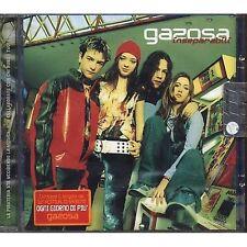 GAZOSA - Inseparabili -  CD 2002 USATO OTTIME CONDIZIONI
