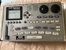More details for zoom rt323 rhythtrak, drum machine