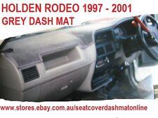 DASH MAT, DASHMAT, DASHBOARD COVER FIT HOLDEN RODEO 1997 - 2001, GREY