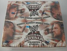 WWE Topps Ultimate Rivals Wrestling Trading Card Box OVP/Sealed