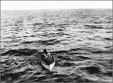 Restored Original View: Titanic's Lifeboat #6 With Molly Brown Nears Carpathia