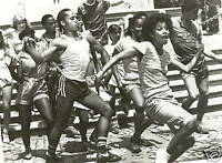 FAME DEBBIE ALLEN CAST DANCES ORIGINAL 1982 NBC TV PHOTO