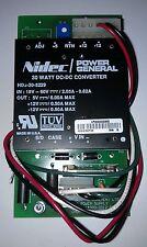 Nidec Power General 30 Watt DC-DC Converter Part# HD3-30-5229 NEW- FREE SHIPPING