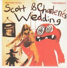 (EB724) Scott & Charlenes Wedding, Two Weeks - 2013 DJ CD
