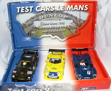 Fly Lm01 Lister Storm 1995 Marcos Lm 600 1996 Joest Porsche 1997 Team Test Cars