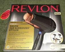 REVLON Salon 360 Surround Hair Dryer and Styler model RVDR5206 unused