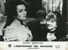 SARA MONTIEL LA REINA DEL CHANTECLER 1962 VINTAGE LOBBY CARD #2