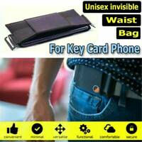 Zerone Pouch Waist Bag The Minimalist Invisible Wallet Pouch Key Card Phone Mini