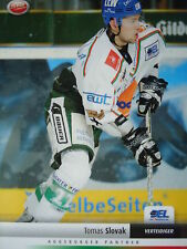 280 Tomas Slowak Augsburger Panther DEL 2007-08