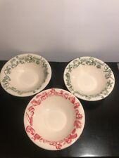 3 Coupe Cereal Bowls Le Comptoir De Famille Prim' Style France