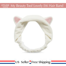Etude House My Beauty Tool Lovely Etti Hair Band + Free Sample [ US Seller ]
