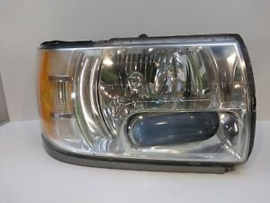 2001-2003 Infiniti QX4 Head light Assembly HID Xenon right used genuine Oem