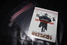 Schutzhülle für BluRay Steelbook * 10 Stück * transparent * Schutzhüllen BD *
