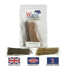 WWS Swamp Reed Kit – Model Railway Wargame Scenery Diorama