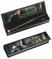 """Harry Potter Illuminating Wand Wizard's Tool Collectible, 14"""", Tip Lights Up NEW"""