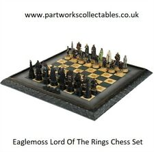 Eaglemoss Lord Of The Rings Chess