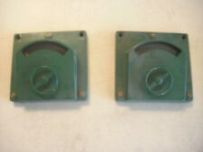 pr vintage working green aurora steering wheel operated controlers