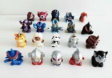 Ultraman King Mother Seven, Monster Kaiju Soft Vinyl Finger Puppet Lots 20 LOOSE