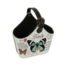 BUTTERFLY  Storage containers NEW. GREAT GIFT...