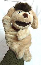 Handpuppe Hund Moppi