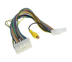 """PAC CAMNI1 Wire Harness Reverse Camera w/4.3"""" Factory LCD For Select Nissan"""