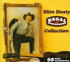 NEW Slim Dusty Collection, Regal Zonophone, 68 Rare Recordings (Audio CD)
