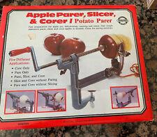 Norpro Apple Mate : Parer, Slicer & Corer Potato New #861