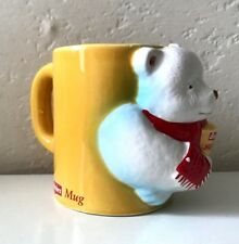Vintage Batchelors Cup a Soup Bear Hug Ceramic Mug Advertising Kitchenalia Rare
