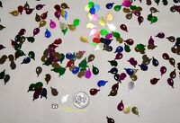 Wedding Table Scatters Foil Confetti Balloons - Mix