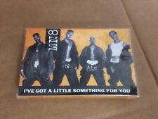 MN8 I'VE GOT A LITTLE SOMETHING FOR YOUFACTORY SEALED CASSETTE SINGLE 11