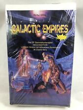 GALACTIC EMPIRES (GERMAN) GOLD EDITION 36 PACK BOOSTER SEALED BOX