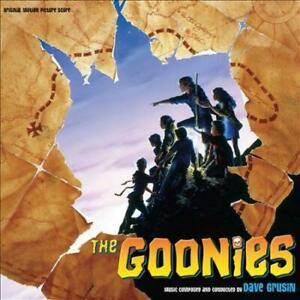 THE GOONIES [ORIGINAL MOTION PICTURE SCORE] [6/28] NEW CD