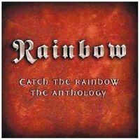 RAINBOW - CATCH THE RAINBOW: THE ANTHOLOGY; 2 CD 28 TRACKS HARD ROCK/METAL NEU
